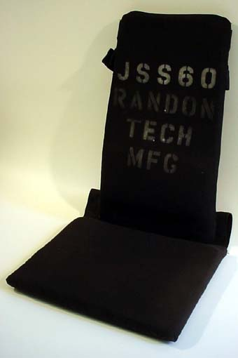 JSS60JumpSeatLumbarSupportandCushion